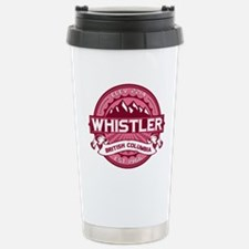 Whistler Honeysuckle Stainless Steel Travel Mug