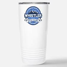 Whistler Blue Travel Mug