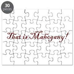 That is Mahogany Puzzle