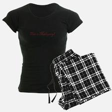 That is Mahogany Pajamas