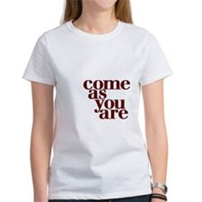 come as you are Tee