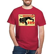Brookside Zoo WPA Poster T-Shirt