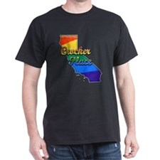 Crocker Place, California. Gay Pride T-Shirt