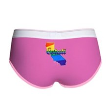 Cotati, California. Gay Pride Women's Boy Brief