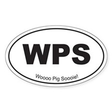Black WPS Decal