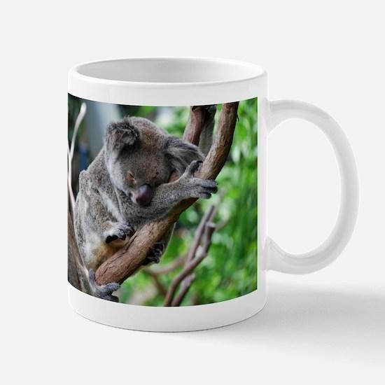 Sleeping Koala 2 Mug
