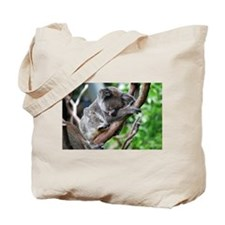 Sleeping Koala 2 Tote Bag