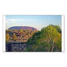 Uluru Decal