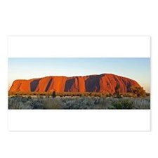 Uluru 2 Postcards (Package of 8)