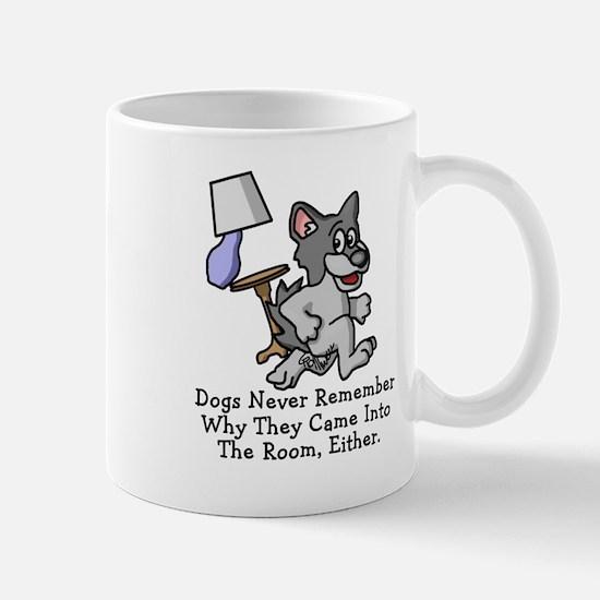 Running Dog Mug
