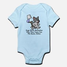 Running Dog Infant Bodysuit