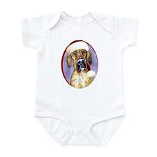 Santa Dane Brindle UC Infant Bodysuit