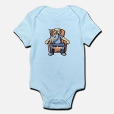 Go Away Infant Bodysuit