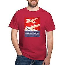 NYC Airports T-Shirt