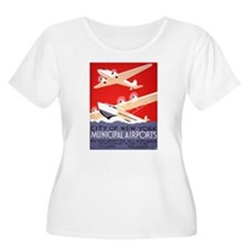 NYC Airports T-Shirt