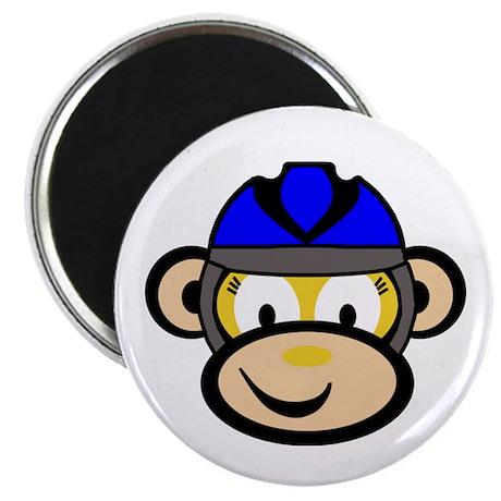 Triathlon Monkee Magnet