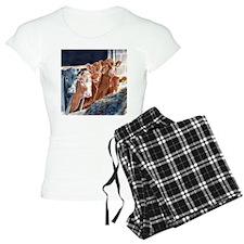 Calves at Brunch Pajamas