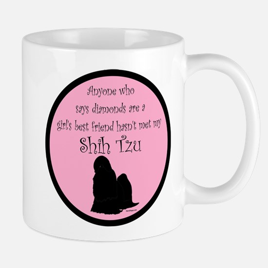 Girls Best Friend Mug