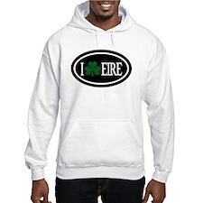I Love Eire Euro Hoodie