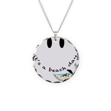 Funny Beach Necklace
