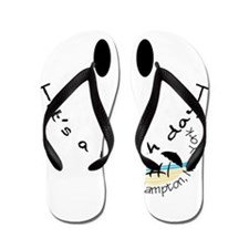 Cute Hamptons Flip Flops