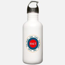 Halt Water Bottle