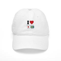 JAPAN-SWEDEN Cap