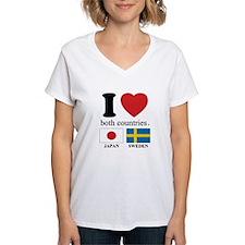 JAPAN-SWEDEN Shirt