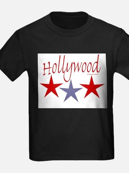 Hollywood Stars - Ash Grey T-Shirt