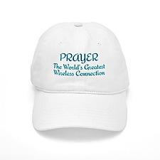 Prayer - World's Greatest Wir Baseball Cap