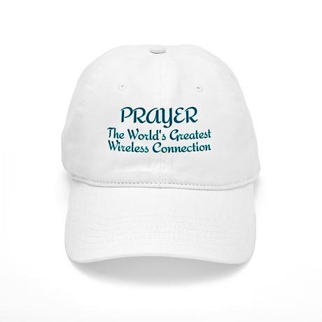 Prayer - World's Greatest Wir Cap