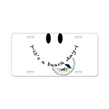 Cute Amare Aluminum License Plate