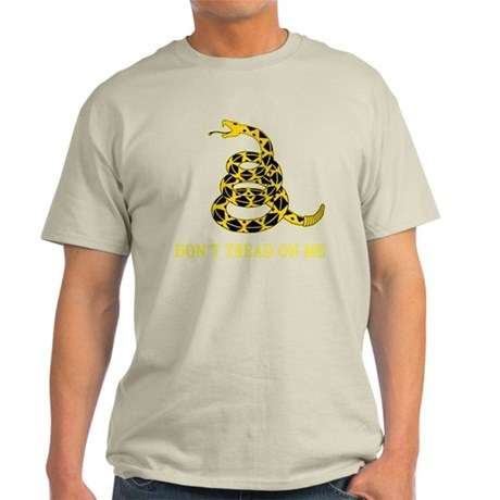 Dont Tread on Me yt T-Shirt