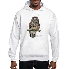 Northern Spotted Owl Hoodie