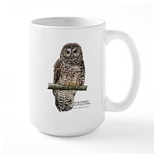 Northern Spotted Owl Mug