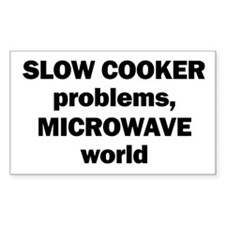 Slow Cooker/Microwave Decal