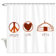 Cool Kitchen Shower Curtain