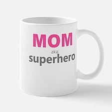 Superhero Mom Small Small Mug