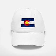 Flag of Colorado Baseball Baseball Baseball Cap