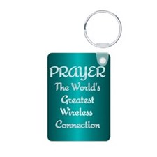 Prayer - World's Greatest Wir Keychains