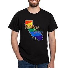 Fiddlers Green, California. Gay Pride T-Shirt