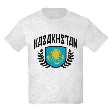 Kazakhstan Kids Light T-Shirt