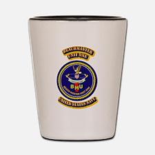 US - NAVY - BeachMaster Unit One Shot Glass