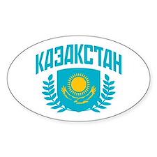 Kazakhstan Decal