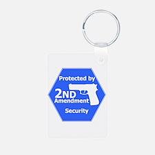 Second Amendment Keychains