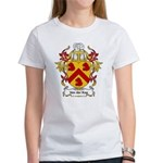 Van der Kop Coat of Arms Women's T-Shirt