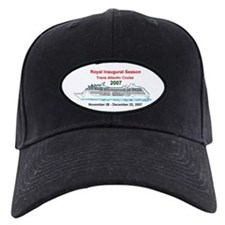 Royal Inaugural TA 2007 Baseball Hat