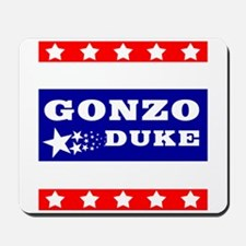 GONZO-DUKE Mousepad