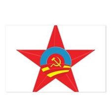 Obama Communist Star Postcards (Package of 8)