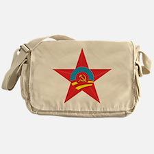 Obama Communist Star Messenger Bag